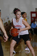 Basketball 2009 Girls Salamanca 8th Grade vs Olean