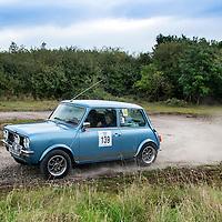 Car 139 Andy Simpson/Ros Simpson