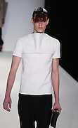 J W Anderson Catwalk at The Old Sorting Office in London for London Mens Collections  on Monday 17th June 2013.