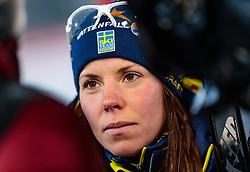 24.11.2017, Nordic Arena, Ruka, FIN, FIS Weltcup Langlauf, Nordic Opening, Kuusamo, im Bild Charlotte Kalla (SWE) // Charlotte Kalla of Sweden during the FIS Cross Country World Cup of the Nordic Opening at the Nordic Arena in Ruka, Finland on 2017/11/24. EXPA Pictures © 2017, PhotoCredit: EXPA/ JFK