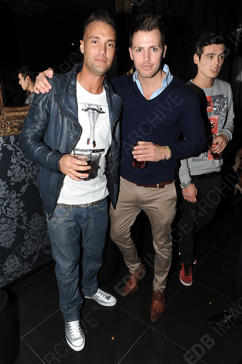 09.DECEMBER.2012. LONDON<br /> <br /> CALUM BEST AT THE X-FACTOR FINAL AFTERPARTY AT BIJOUS NIGHT CLUB IN MANCHESTER.<br /> <br /> BYLINE: EDBIMAGEARCHIVE.CO.UK<br /> <br /> *THIS IMAGE IS STRICTLY FOR UK NEWSPAPERS AND MAGAZINES ONLY*<br /> *FOR WORLD WIDE SALES AND WEB USE PLEASE CONTACT EDBIMAGEARCHIVE - 0208 954 5968*