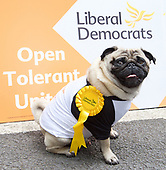Lib Dem Poster Unveiling 31st May 2017