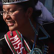 Miss Navajo Nation 2007-2008 Jonathea D. Tso
