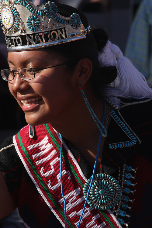 Miss Navajo Nation 2007-2008 Jonathea D. Tso