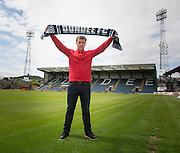 Paul McGowan - Dundee new boys<br /> <br />  - &copy; David Young - www.davidyoungphoto.co.uk - email: davidyoungphoto@gmail.com