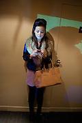 CAROLINE YEO, InStyle Best Of British Talent , Shoreditch House, Ebor Street, London, E1 6AW, 26 January 2011