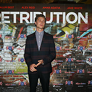 London,England,UK. 5th September 2017.Jake White attend the Retribution Film Premiere at Empire Haymarket.