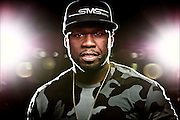 50 Cent - New York, NY