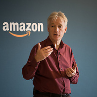 Amazon European Innovation Day, London.<br /> (C) Blake Ezra Photography 2018