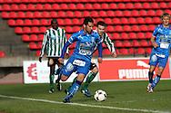 22.05.2008, Ratina, Tampere, Finland..Veikkausliiga 2008 - Finnish League 2008.Tampere United - FC KooTeePee.Tomi Petrescu - TamU.©Juha Tamminen.....ARK:k