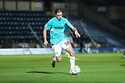 Forest Green Rovers Theo Archibald(18) runs forward during the 2nd round of the Carabao EFL Cup match between Wycombe Wanderers and Forest Green Rovers at Adams Park, High Wycombe, England on 28 August 2018.
