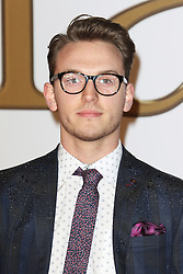 © Licensed to London News Pictures. 14/01/2015, UK. Jack Howard, Kingsman: The Secret Service - World Film Premiere, Leicester Square, London UK, 14 January 2015, Photo credit : Richard Goldschmidt/Piqtured/LNP