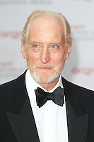 Charles Dance, Arqiva British Academy Television Awards, Royal Festival Hall London UK, 12 may 2013, (Photo by Richard Goldschmidt)