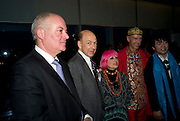 KEVIN BOLTMAN; ANTONY D'OFFAY; ZANDRA RHODES; ANDREW LOGAN; LANG LANG; The Presentation of the Montblanc de la Culture Arts Patronage Award to Anthony D'Offay. Tate Modern. 16 April 2009<br /> KEVIN BOLTMAN; ANTONY D'OFFAY; ZANDRA RHODES; ANDREW LOGAN; LANG LANG; The Presentation of the Montblanc de la Culture Arts Patronage Award to Anthony D'Offay. Tate Modern. 16 April 2009 *** Local Caption *** -DO NOT ARCHIVE-© Copyright Photograph by Dafydd Jones. 248 Clapham Rd. London SW9 0PZ. Tel 0207 820 0771. www.dafjones.com.