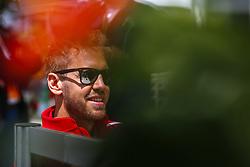 June 7, 2018 - Montreal, Canada - Motorsports: FIA Formula One World Championship 2018, Grand Prix of Canada , #5 Sebastian Vettel (GER, Scuderia Ferrari) (Credit Image: © Hoch Zwei via ZUMA Wire)
