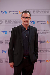 Actor Eduard Cortes during the Sebastian Film Festival, September 29, 2012. Photo By Nacho Lopez / DyD Fotografos / i-Images..SPAIN OUT