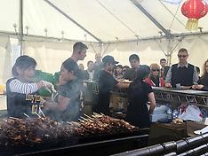 Christchurch-Night Noodle Markets popular at Hagley Park