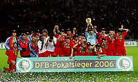 DFB-Pokalsieger Bayern Muenchen<br /> DFB-Pokal Finale Eintracht Frankfurt - FC Bayern Muenchen  Bayern München <br /> Norway only