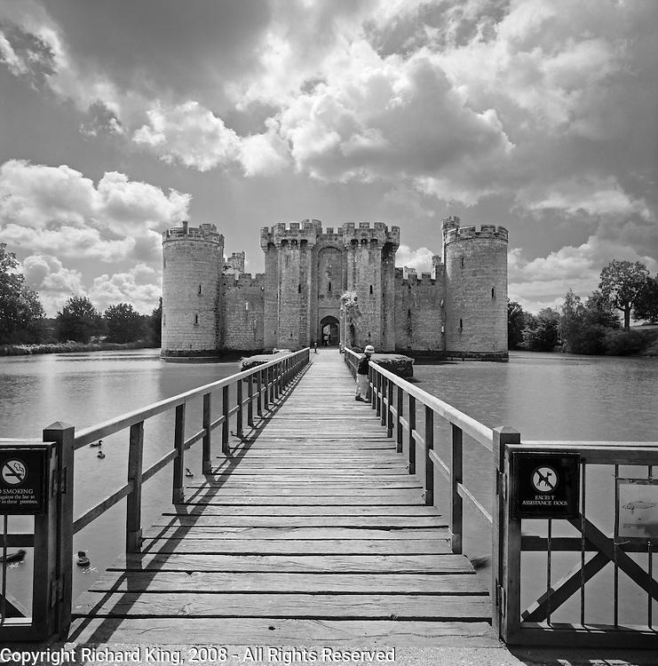 Bodium Castle, Front Door