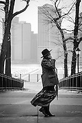 """Found, Annie Hall!"" Street Photography by Erica Price"