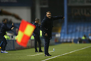 Sheffield Wednesday head coach Carlos Carvalhal during the Sky Bet Championship match between Sheffield Wednesday and Brighton and Hove Albion at Hillsborough, Sheffield, England on 3 November 2015.