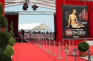 54th TV Festival of Monte Carlo, Opening Ceremony