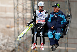 JANDA Jakub (CZE) during Flying Hill Individual competition at 4th day of FIS Ski Jumping World Cup Finals Planica 2012, on March 18, 2012, Planica, Slovenia. (Photo by Urban Urbanc / Sportida.com)