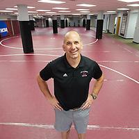 2017 UWL Cartwright Wrestling Facility Dave Malecek