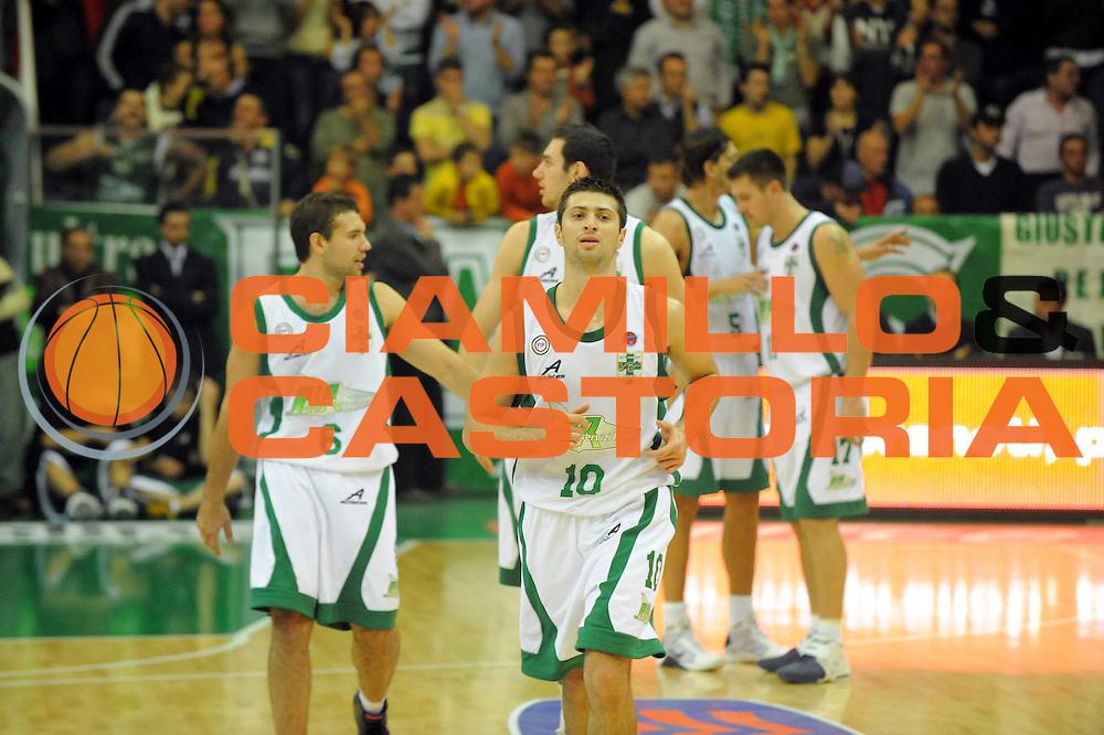 DESCRIZIONE : Avellino Lega A1 2008-09 Air Avellino Solsonica Rieti<br />GIOCATORE : Daniele Cinciarini <br />SQUADRA : Air Avellino<br />EVENTO : Campionato Lega A1 2008-2009 <br />GARA : Air Avellino Solsonica Rieti<br />DATA : 19/10/2008 <br />CATEGORIA : Ritratto<br />SPORT : Pallacanestro <br />AUTORE : Agenzia Ciamillo-Castoria/G.Ciamillo