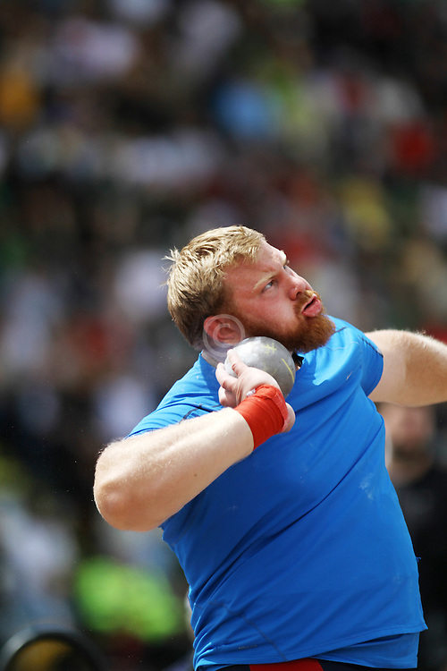 men's Shot Put