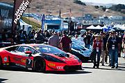 September 21-24, 2017: Lamborghini Super Trofeo at Laguna Seca. Austin Versteeg, DXDT Racing, Lamborghini Dallas, Lamborghini Huracan LP620-2