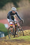 Scottish Cyclocross finals. Glengorm Castle Isle of Mull 2008
