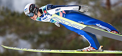 21.03.2010, Planica, Kranjska Gora, SLO, FIS SKI Flying World Championships 2010, Flying Hill Team, im Bild SEDLAK Borek, ( CZE ), EXPA Pictures © 2010, PhotoCredit: EXPA/ J. Groder / SPORTIDA PHOTO AGENCY
