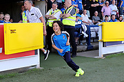 *** during the EFL Sky Bet League 1 match between AFC Wimbledon and Bury at the Cherry Red Records Stadium, Kingston, England on 5 May 2018. Picture by Matthew Redman.