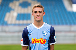 07.07.2015, Rewirpower Stadion, Bochum, GER, 2. FBL, VfL Bochum, Fototermin, im Bild Frederik Lach (Bochum) // during the official Team and Portrait Photoshoot of German 2nd Bundesliga Club VfL Bochum at the Rewirpower Stadion in Bochum, Germany on 2015/07/07. EXPA Pictures &copy; 2015, PhotoCredit: EXPA/ Eibner-Pressefoto/ Hommes<br /> <br /> *****ATTENTION - OUT of GER*****