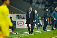 Philippe Montanier - 15.03.2015 - Lille / Rennes - 29e journee Ligue 1<br /> Photo : Andre Ferreira / Icon Sport