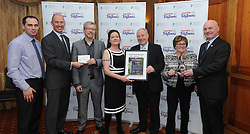 Castlebar Tidy Towns were silver medalist at the NorthWest and West Region &ndash; Supervalu Tidy Towns Awards Ceremony held in Hotel Westport.<br />