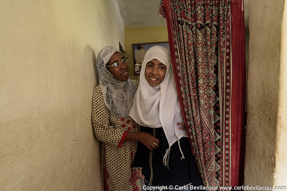 Shavana and Aina. Shavana lives in Santa Clara with husband Hassan Jan and their two children: Ismael, 12, and Aina, 16, both students. Shavana embraced Islam after her husband's conversion.
