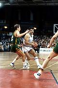 Europeo Stoccarda 1985Europei Stoccarda 1985 - Italia vs. Germania - Romeo Sacchetti<br /> Foto: Fabio Ramani
