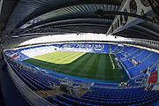 The stadium bowl, The Madejski Stadium the Sky Bet Championship match between Reading and Brighton and Hove Albion at the Madejski Stadium, Reading, England on 31 October 2015.