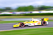 30 March - 1 April, 2012, Birmingham, Alabama USA.Ryan Hunter-Reay.(c)2012, Jamey Price.LAT Photo USA