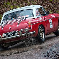 Car 20 Dave Maryon (GBR) / Neil Worsfold (GBR