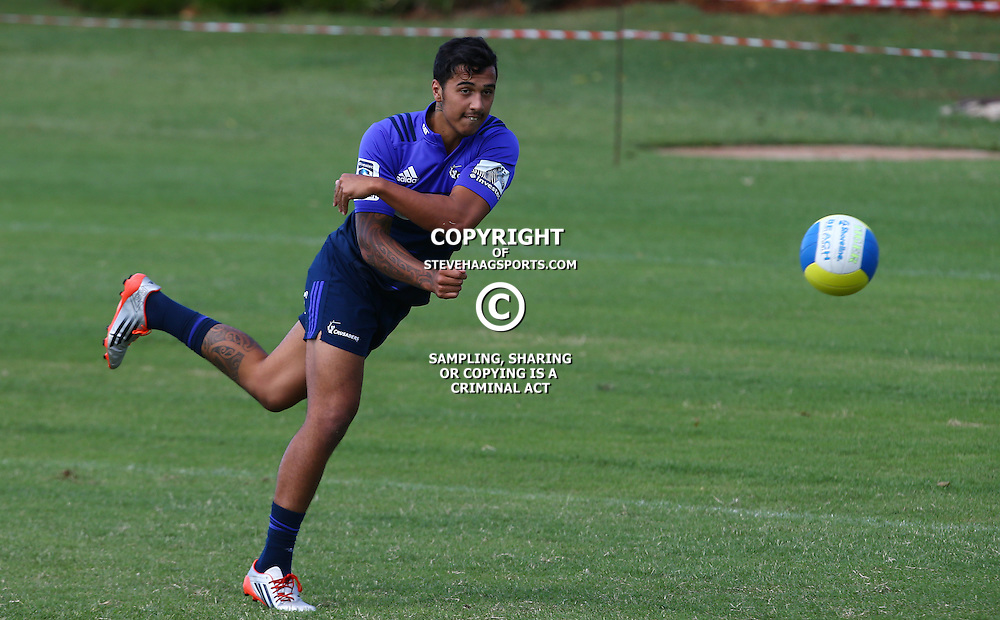DURBAN, SOUTH AFRICA, 22,MARCH, 2016 - General views during The Crusaders training session  at Northwood School Durban North in Durban, South Africa. (Photo by Steve Haag)<br /> <br /> images for social media must have consent from Steve Haag