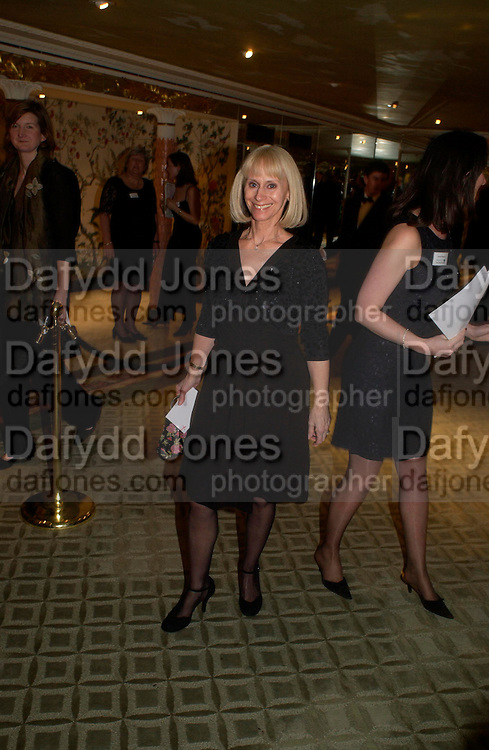 Rita Tushingham. 25th  annual Awards of the London critic's Circle in aid of the NSPCC. The Dorchester. Park Lane. London. 9 February 2005. ONE TIME USE ONLY - DO NOT ARCHIVE  © Copyright Photograph by Dafydd Jones 66 Stockwell Park Rd. London SW9 0DA Tel 020 7733 0108 www.dafjones.com