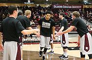 December 18, 2014: The University of Texas - Permian Basin Falcons play against the Oklahoma Christian University Eagles in the Eagles Nest on the campus of Oklahoma Christian University.