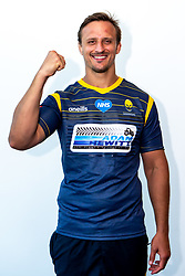 Anton Bresler of Worcester Warriors - Mandatory by-line: Robbie Stephenson/JMP - 24/08/2020 - RUGBY - Sixways Stadium - Worcester, England - Worcester Warriors Sponsors 2020/21