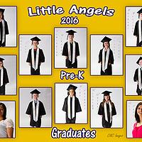 2016 Little Angels Preschool Graduation