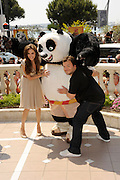 13.MAY.2011. CANNES<br /> <br /> ANGELINA JOLIE AND JACK BLACK AT THE KUNG FU PANDA 2 PHOTOCALL AT THE 64TH CANNES FILM FESTIVAL.<br /> <br /> BYLINE: EDBIMAGEARCHIVE.COM<br /> <br /> *THIS IMAGE IS STRICTLY FOR UK NEWSPAPERS AND MAGAZINES ONLY*<br /> *FOR WORLD WIDE SALES AND WEB USE PLEASE CONTACT EDBIMAGEARCHIVE - 0208 954 5968*