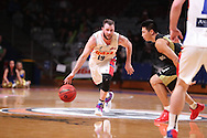 09/09/2016 Adelaide 36ers v Shandong Golden Stars at the Titanium Security Arena.