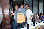GIORGIO LOCATELLI; MAX SALI; FEDERICO SALI; , Pimlico Road party. 22 June 2010. -DO NOT ARCHIVE-© Copyright Photograph by Dafydd Jones. 248 Clapham Rd. London SW9 0PZ. Tel 0207 820 0771. www.dafjones.com.